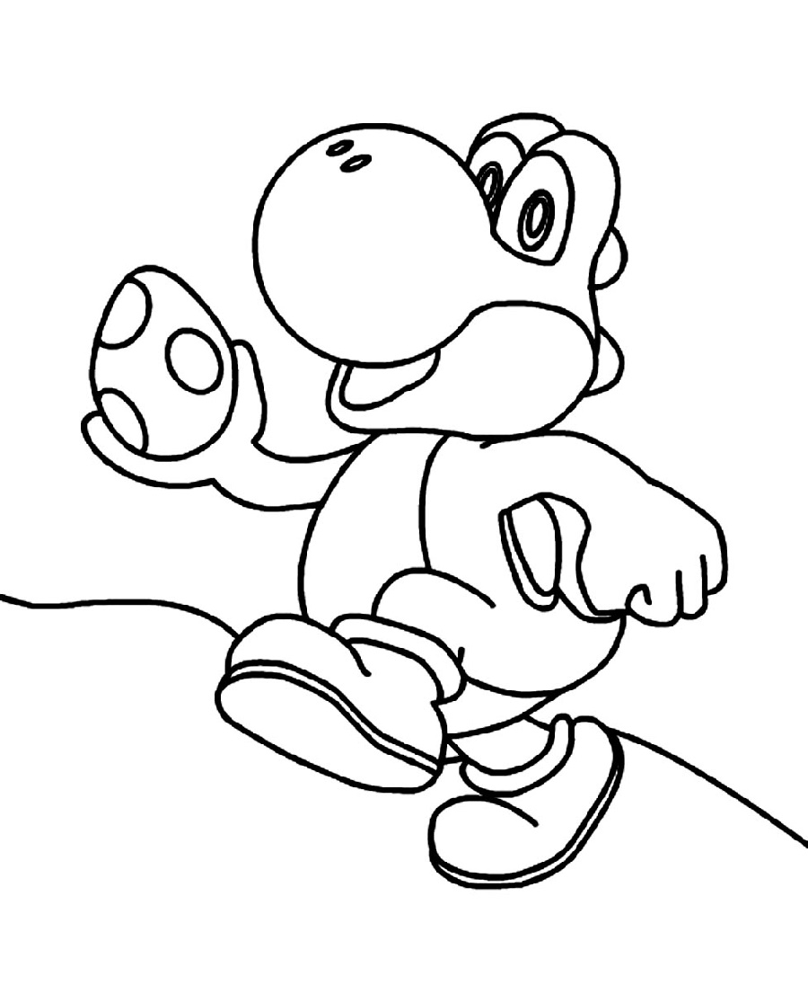 yoshi coloring pages yoshi coloring pages to print free free printable online yoshi pages coloring