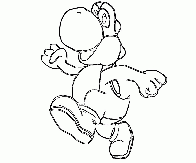 yoshi egg coloring pages yoshi coloring pages print dinosaur from mario wonder day pages egg yoshi coloring