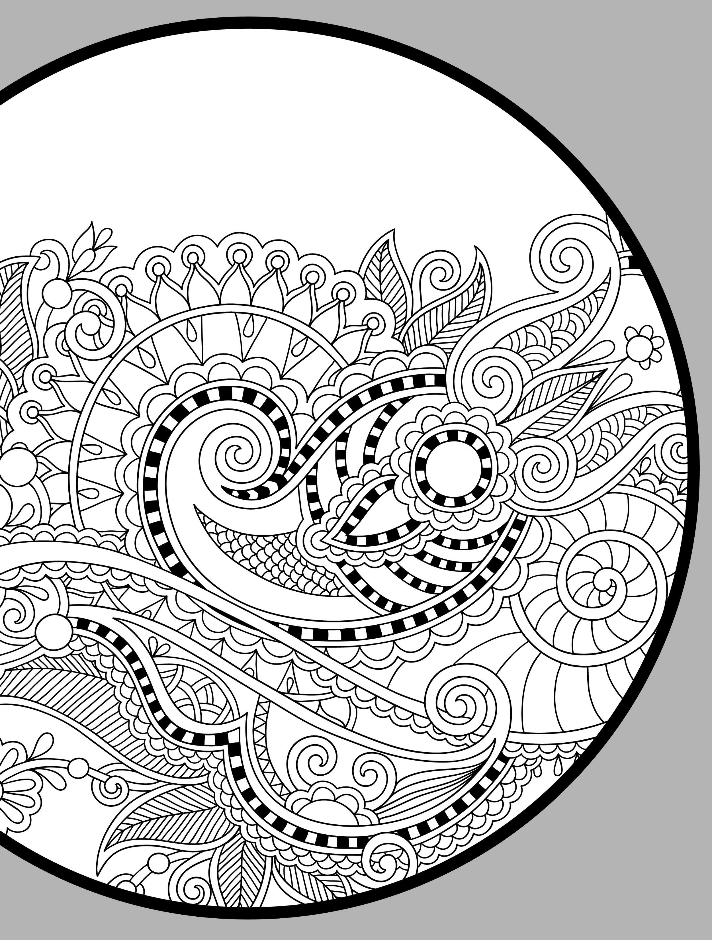 zentangle coloring pages free printable printable download coloring page hand drawn zentangle free pages coloring printable zentangle