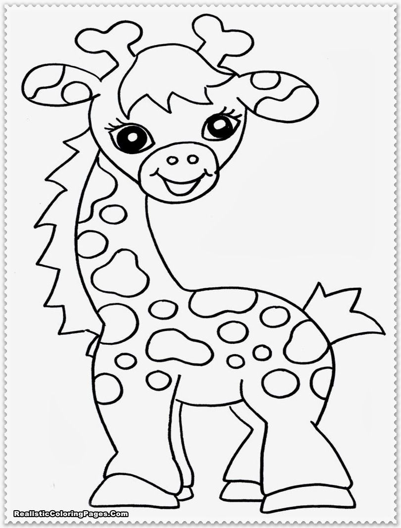 zoo animals coloring pictures zoo animals preschool coloring pages kidsuki animals pictures zoo coloring