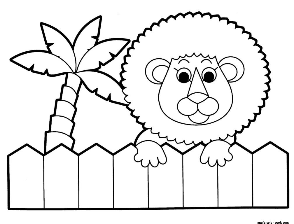 zoo coloring zoo coloring pages at getdrawings free download zoo coloring
