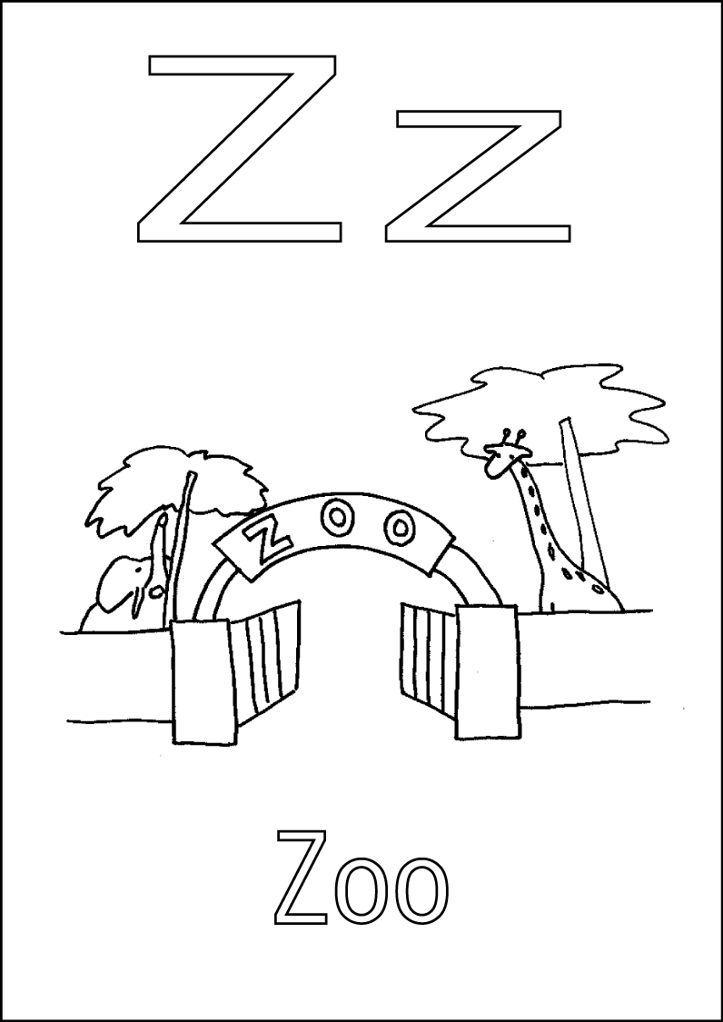 zoo map coloring page download x is for xylophone coloring page coloring wizards map zoo page coloring