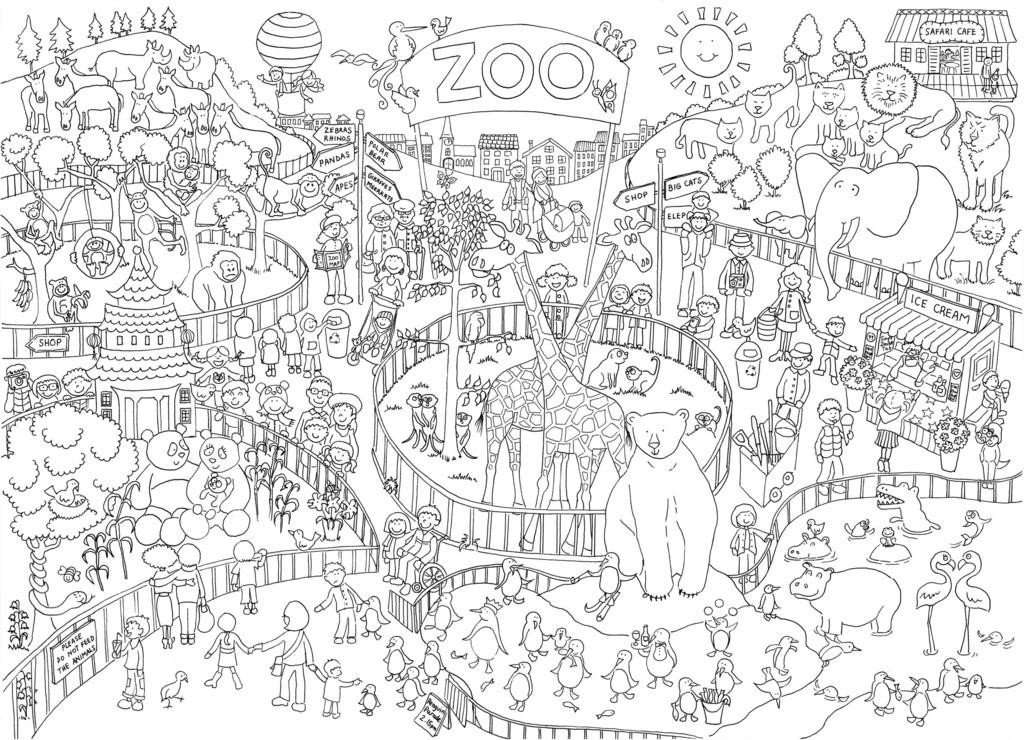 zoo map coloring page new 874 zoo animals worksheets for first grade zoo worksheet map coloring zoo page