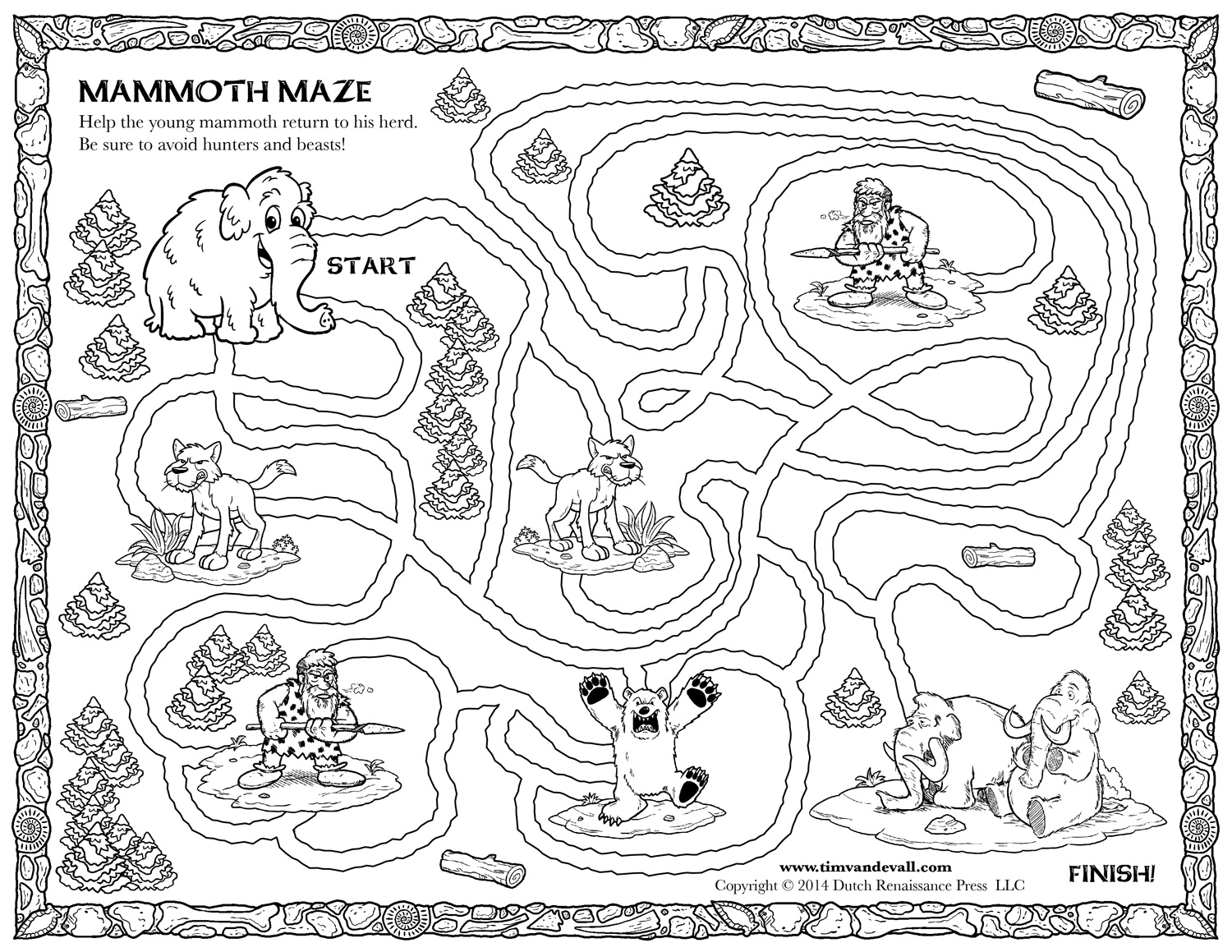 zoo map coloring page woolly mammoth facts for kids social studies printables page map zoo coloring