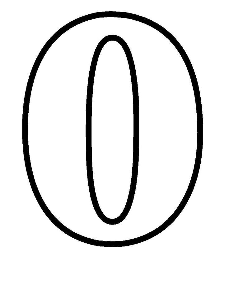 0 coloring page fileclassic alphabet numbers 0 at coloring pages for kids page 0 coloring