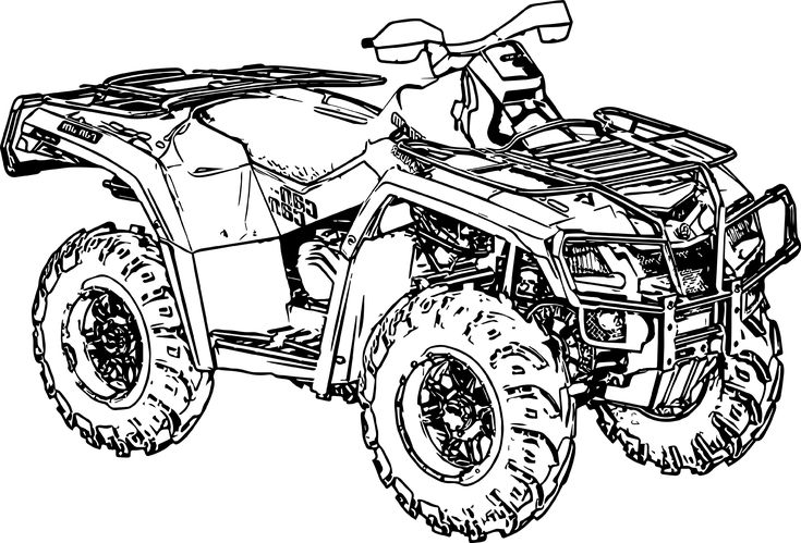 4 wheeler coloring pages beautiful four wheeler coloring pages teddy bear pages 4 coloring wheeler
