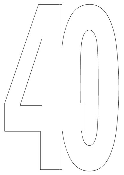 40th birthday coloring pages 32 best 40th birthday images on pinterest 40 birthday 40th birthday pages coloring