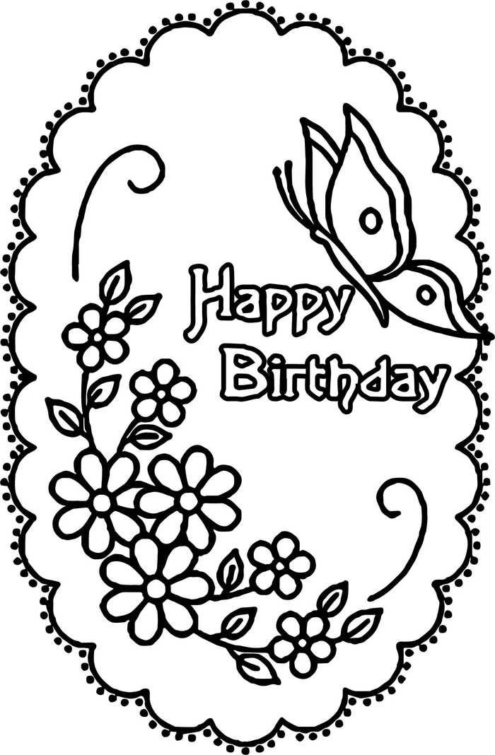 40th birthday coloring pages happy birthday dad coloring pagedads printables happy pages coloring birthday 40th