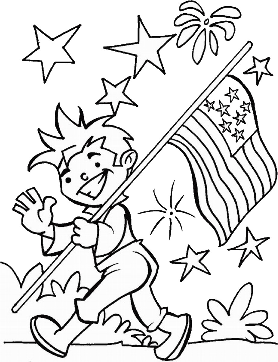 4th of july coloring pages 4th of july printable coloring pages coloring home of coloring 4th july pages