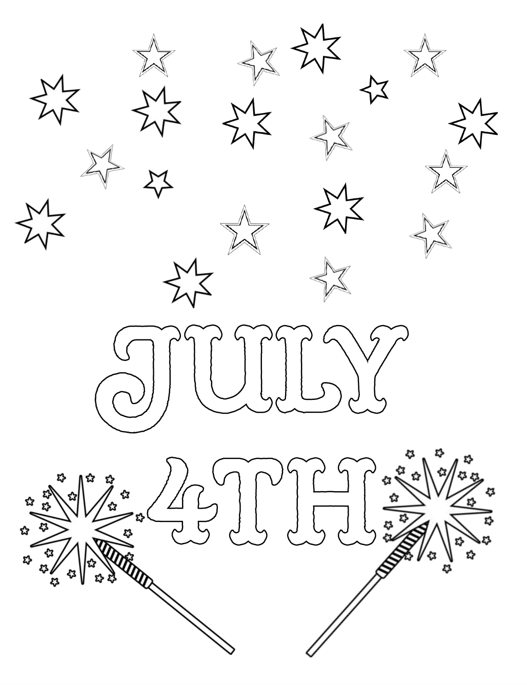 4th of july coloring pages fourth of july coloring pages 4th of july coloring pages
