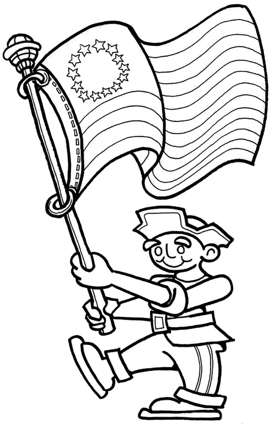 4th of july coloring pages free printable fourth of july coloring pages 4 designs july 4th coloring of pages