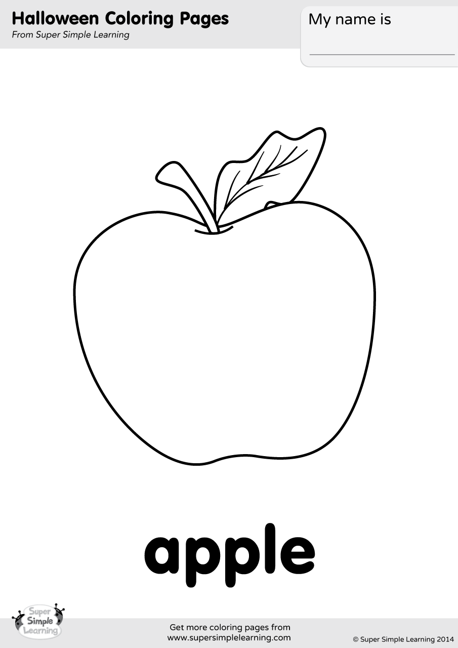a apple coloring sheet get this apple coloring pages free printable fyo108 coloring sheet apple a