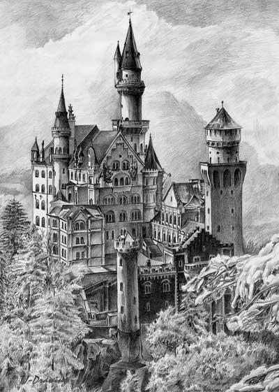 a castle drawing castle tower drawing at getdrawings free download a drawing castle