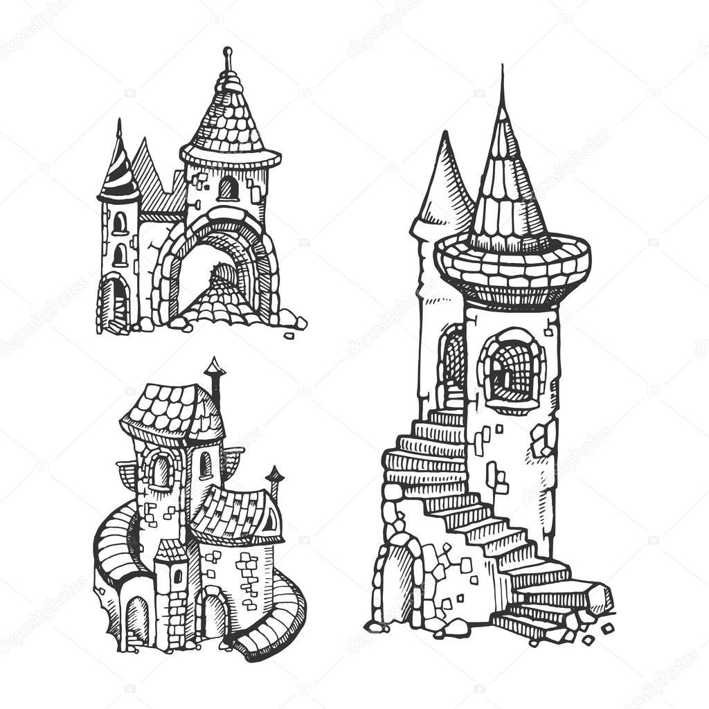 a castle drawing castle tower drawing at getdrawings free download drawing a castle
