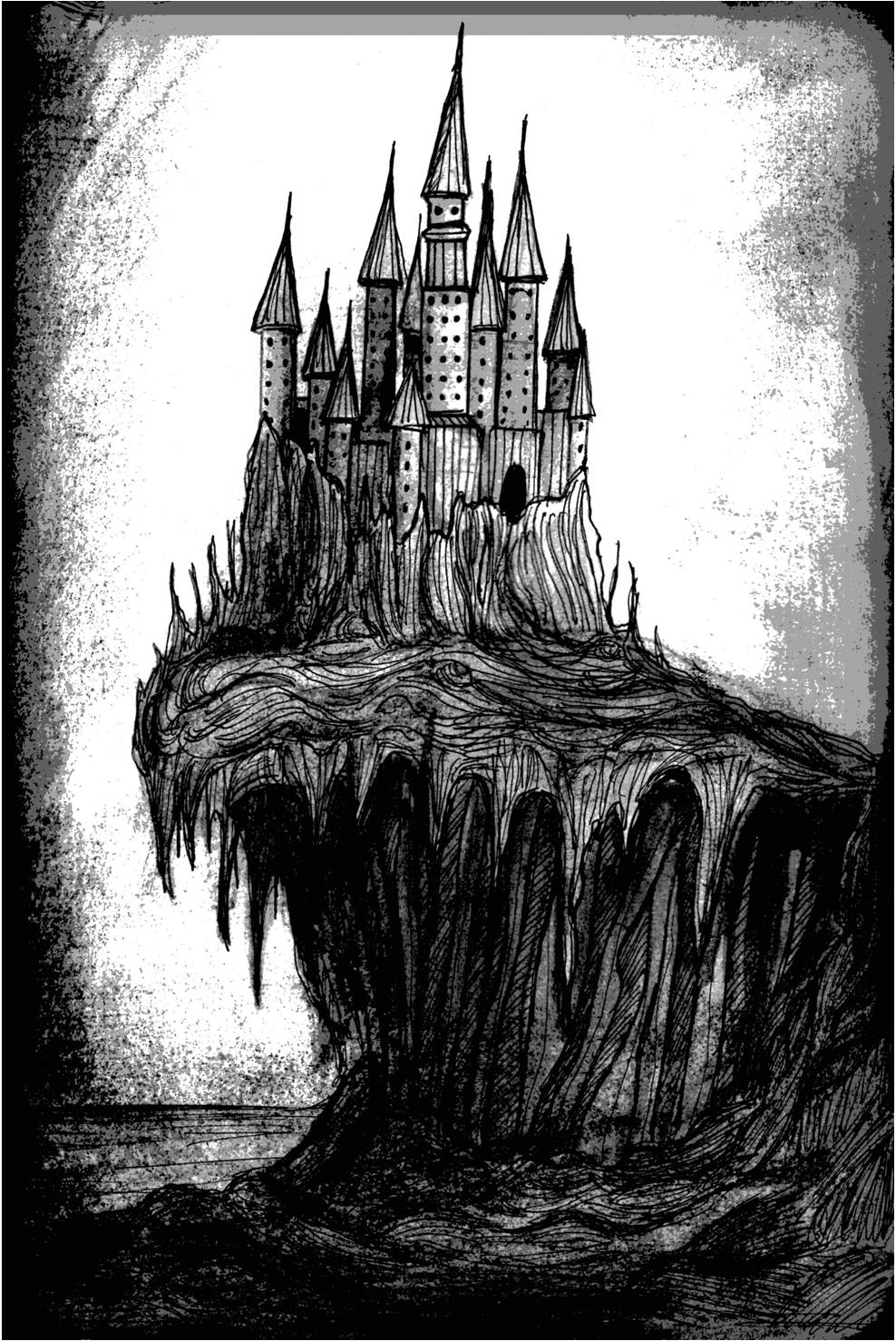 a castle drawing gothic castle drawing at paintingvalleycom explore drawing a castle