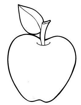 a is for apple coloring page apples coloring pages learn to coloring for coloring is apple a page