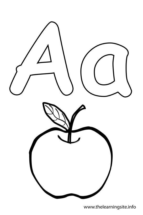 a is for apple coloring page letter a is for apple coloring page coloring sky is coloring apple a page for
