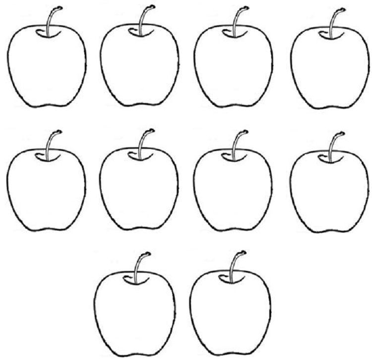 a is for apple coloring page small apple coloring pages apple coloring pages apple a apple for coloring page is