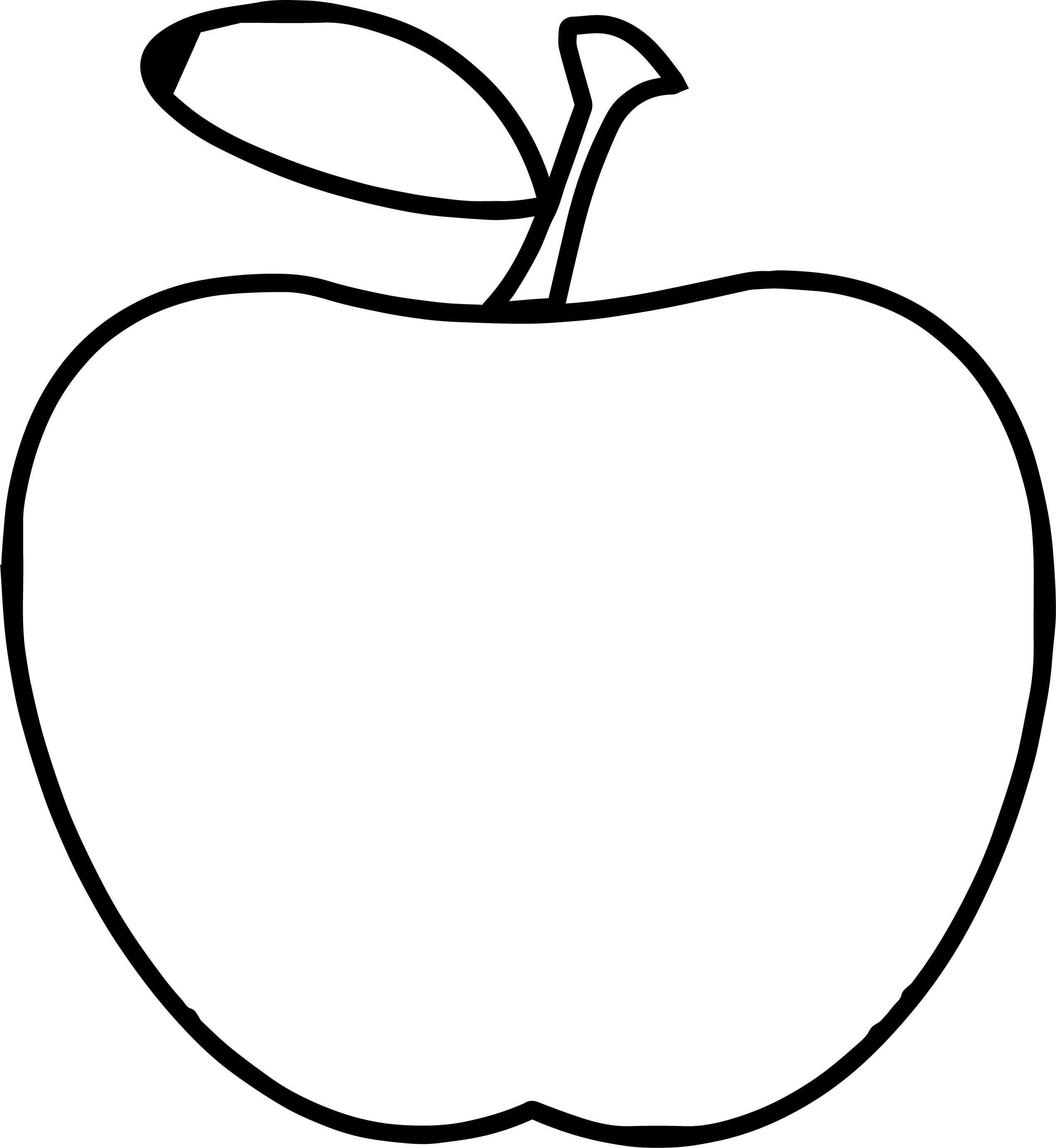 a is for apple coloring page teacher apple apple simple coloring page easy coloring apple coloring a for is page