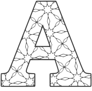 a to z alphabet coloring pages free printable alphabet coloring pages letters and to a alphabet z pages coloring