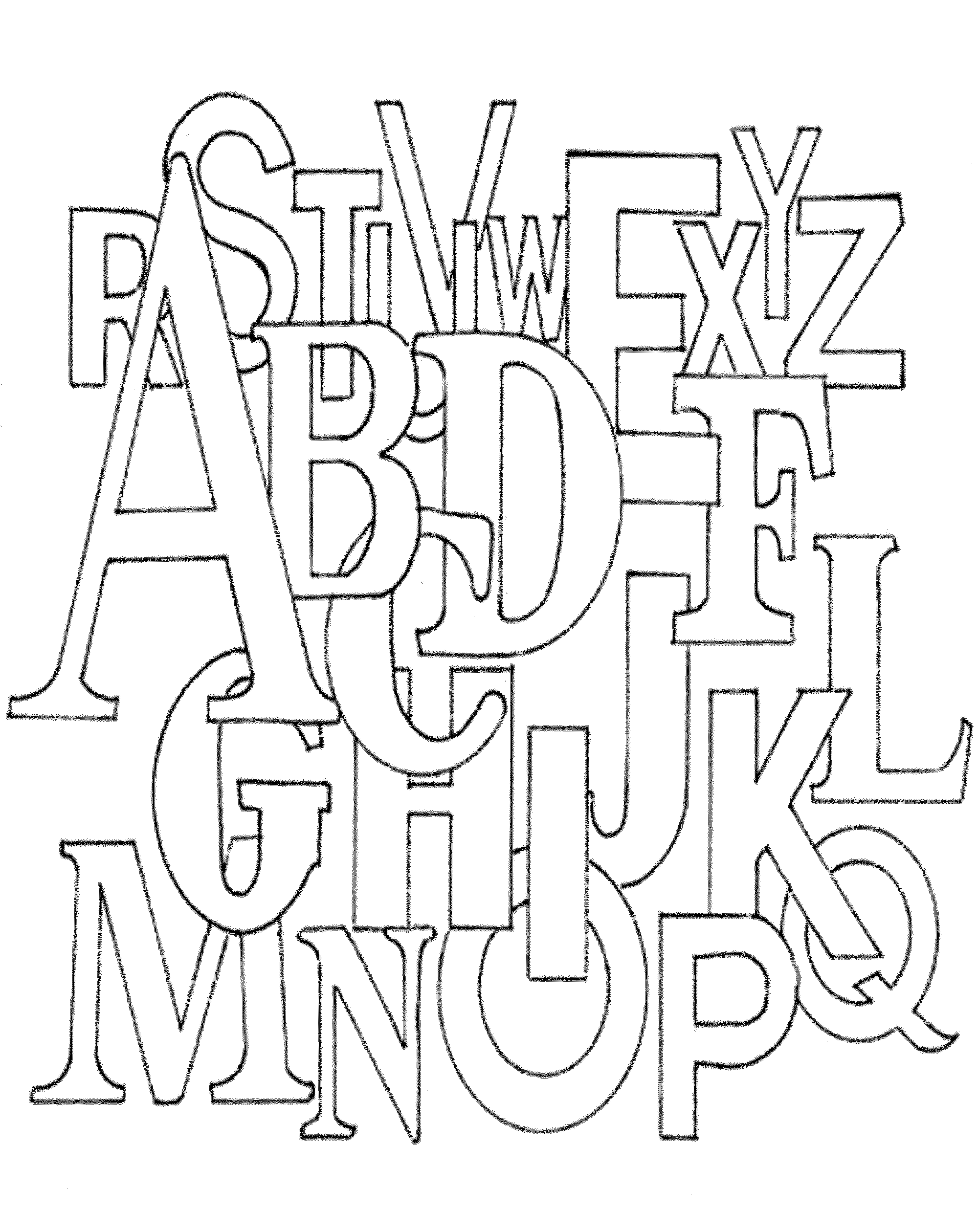 abc alphabet coloring sheets abc alphabet coloring pages download and print abc alphabet abc sheets coloring