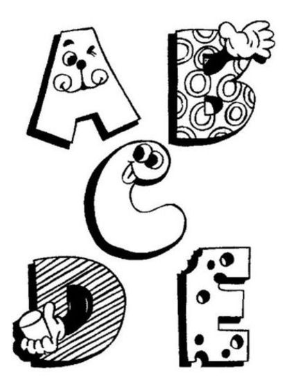abc colouring sheets alphabet coloring pages coloring kids abc colouring sheets