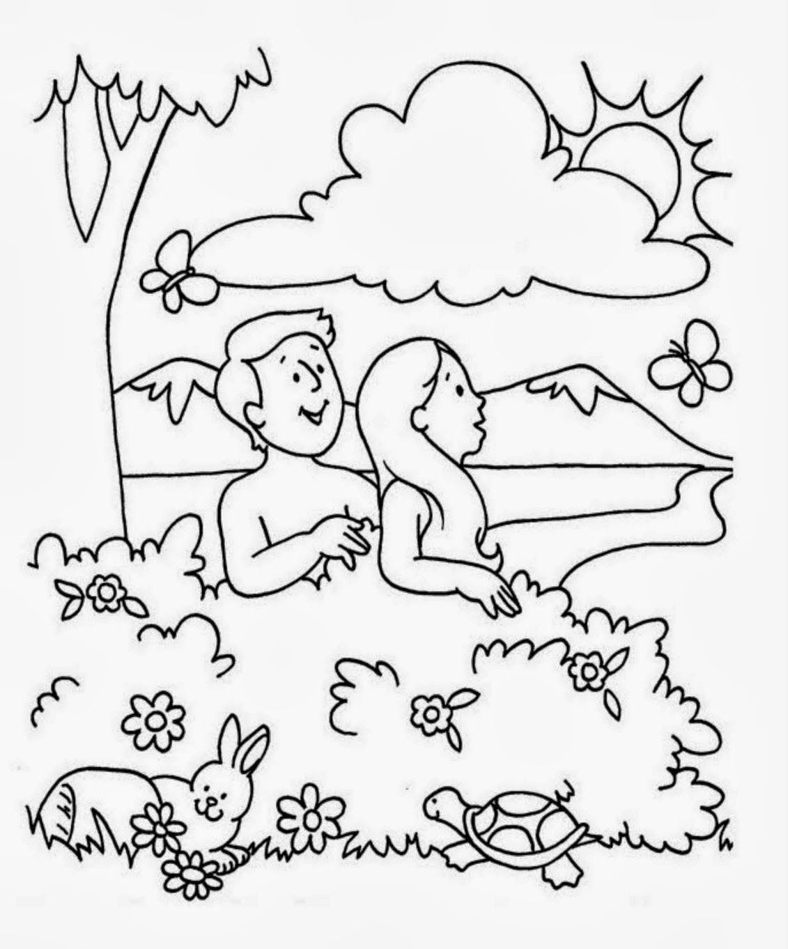 adam and eve coloring sheet 1000 images about adam and eve on pinterest maze eve and adam coloring sheet