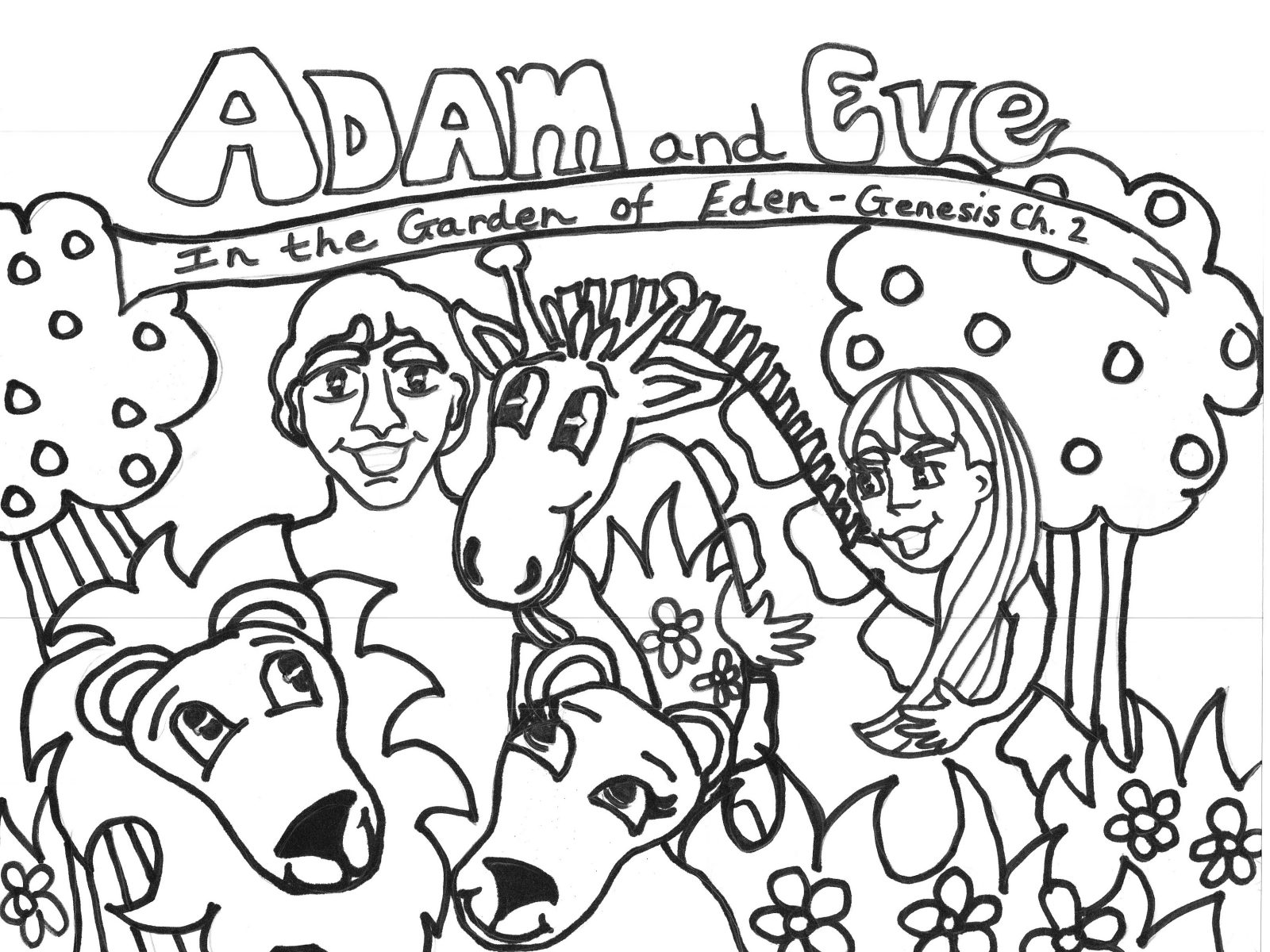 adam and eve coloring sheet adam and eve coloring page bible story coloring pages adam coloring eve sheet and