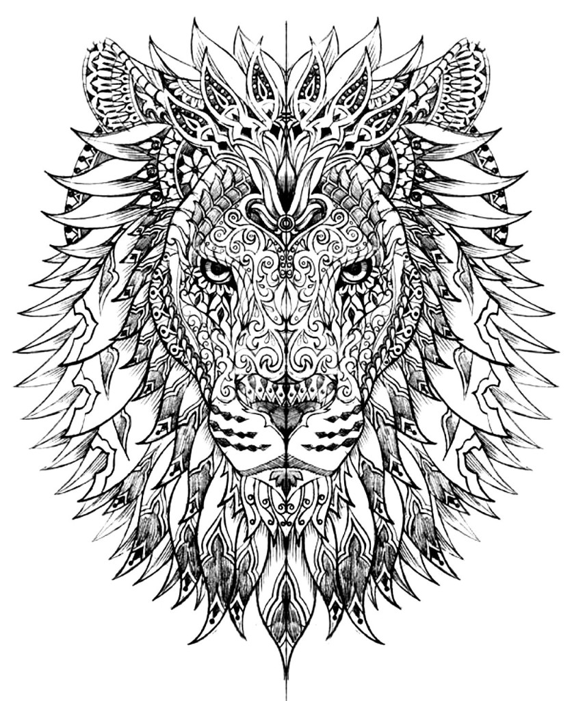 adult coloring pages animals majestic horse animals coloring pages for adults pages animals adult coloring