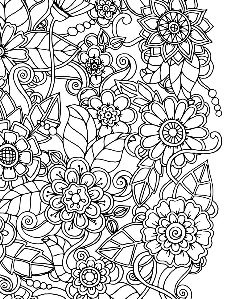 adults coloring pages 15 crazy busy coloring pages for adults free coloring coloring adults pages