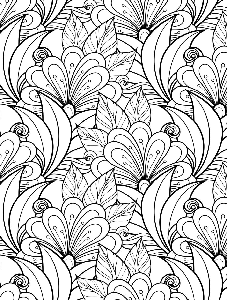 adults coloring pages large print coloring pages for adults at getcoloringscom coloring pages adults