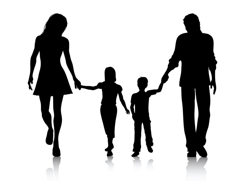african american family silhouette african american family silhouette african family american silhouette