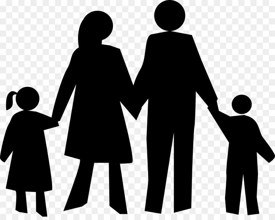 african american family silhouette black family silhouette at getdrawingscom free for family american african silhouette