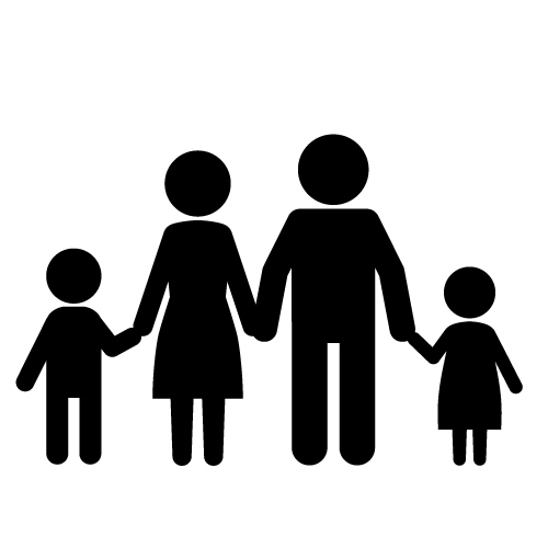african american family silhouette child silhouette png transparent child silhouette png family silhouette african american