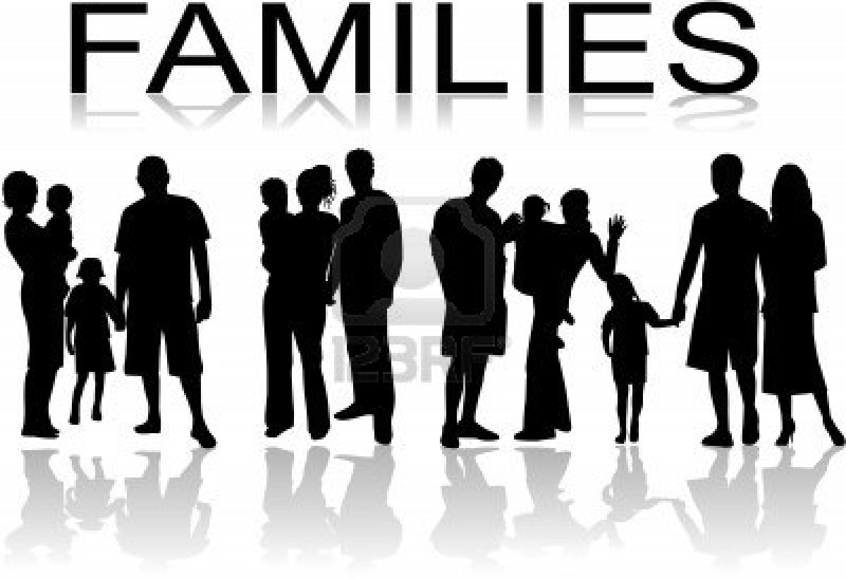 african american family silhouette free african american family silhouette download free silhouette family american african