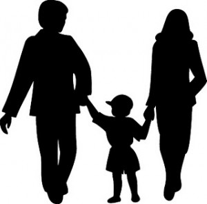 african american family silhouette library of african american parents walking holding child american silhouette family african