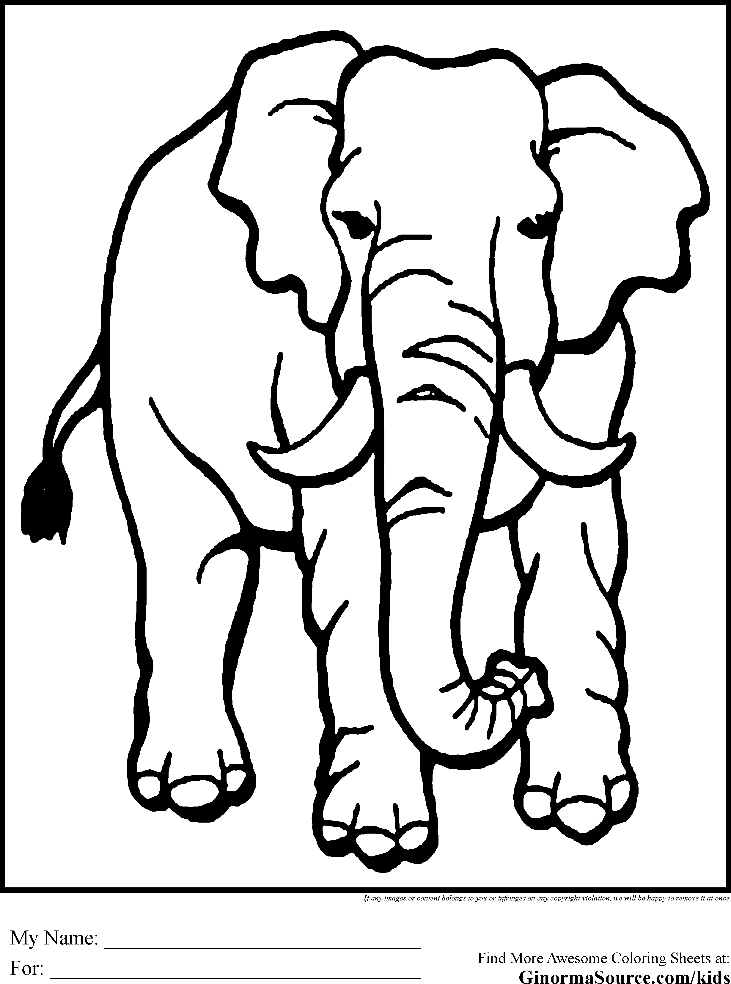 african animals printables african animal template animal templates free african printables animals