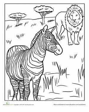 african animals printables african animals coloring page animal coloring pages animals printables african