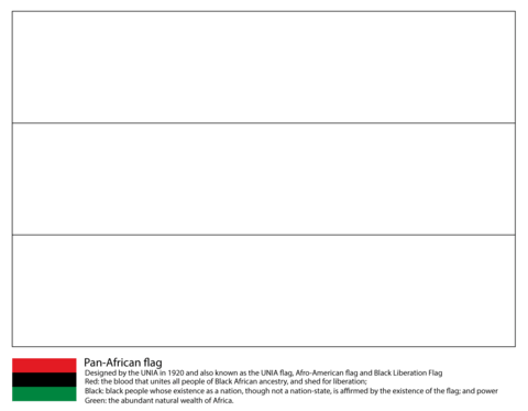 african flags colouring book of flags sub saharan africa african flags