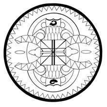 african mandala coloring pages adults coloring pages free printable mandala pages african coloring