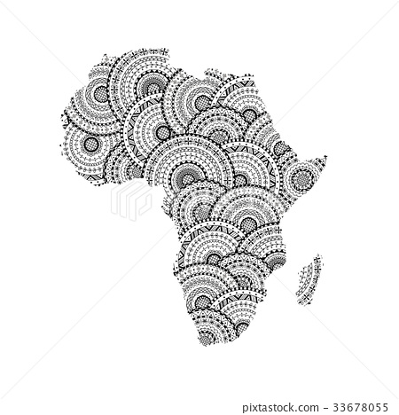 african mandala coloring pages elephant for adults color hard difficult coloring pages african pages mandala coloring