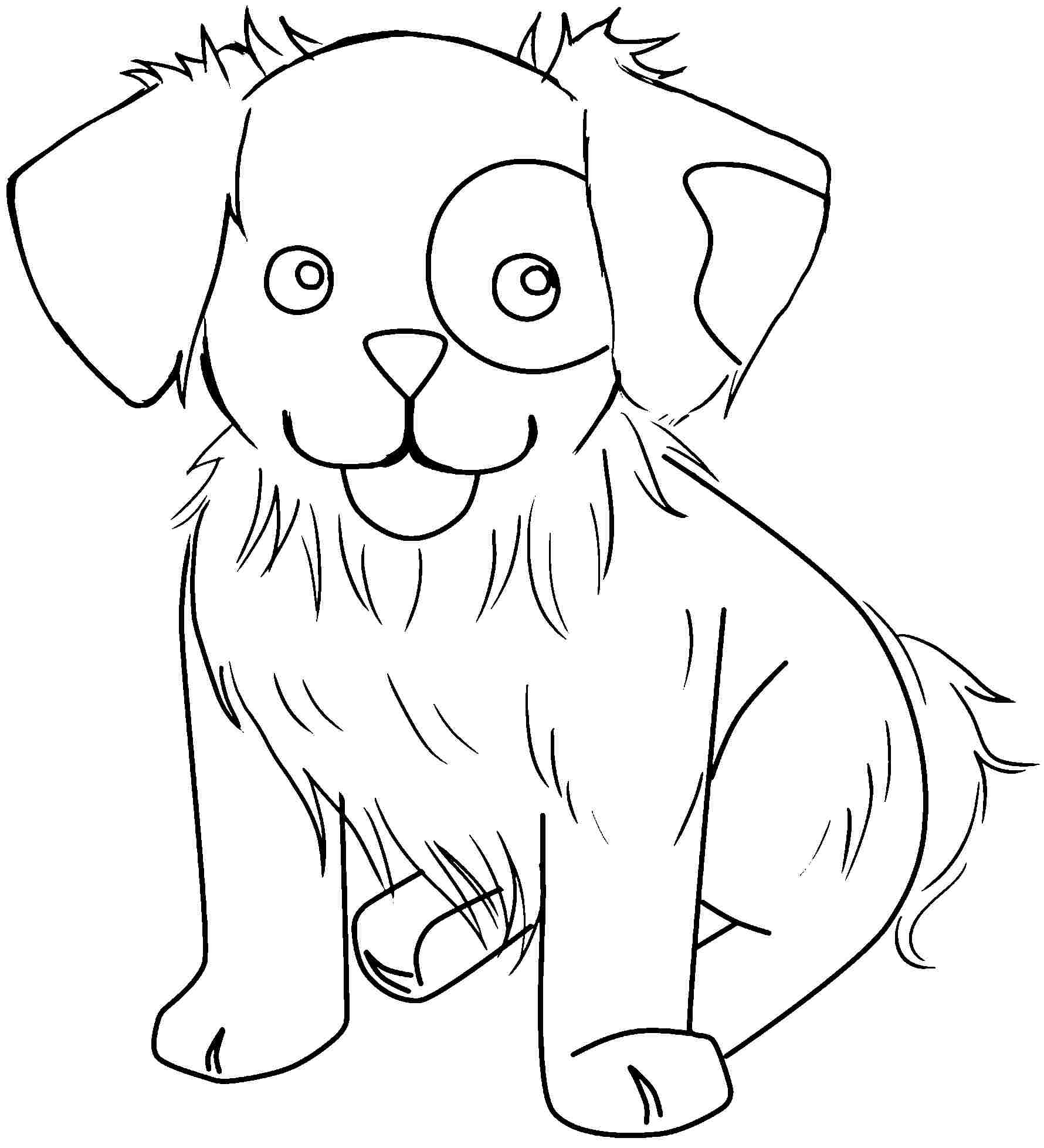 african wild dog coloring page learn how to draw a african wild dog wild animals step african coloring page dog wild