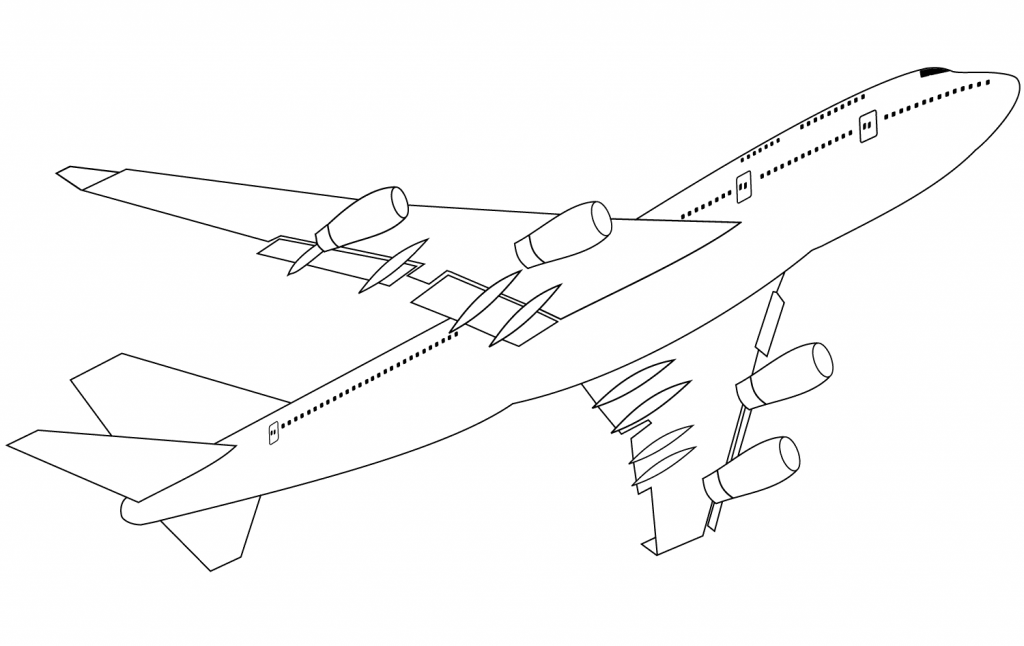 airbus a380 coloring pages airbus a380 dimension drawing at getdrawings free download airbus pages coloring a380