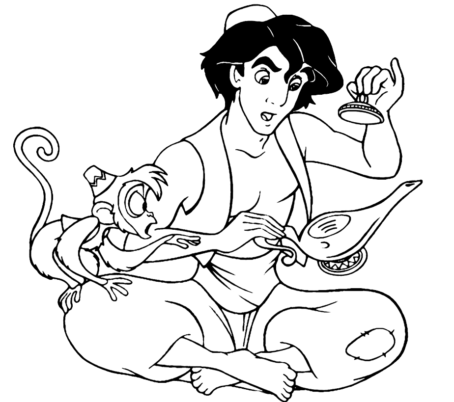 aladdin coloring book 2020 9 free printable new aladdin movie coloring pages 1nza book aladdin coloring 2020