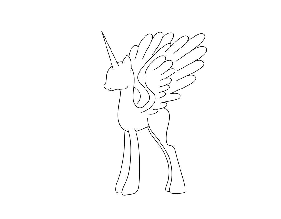 alicorn mlp coloring page alicorn coloring pages coloring pages page alicorn coloring mlp