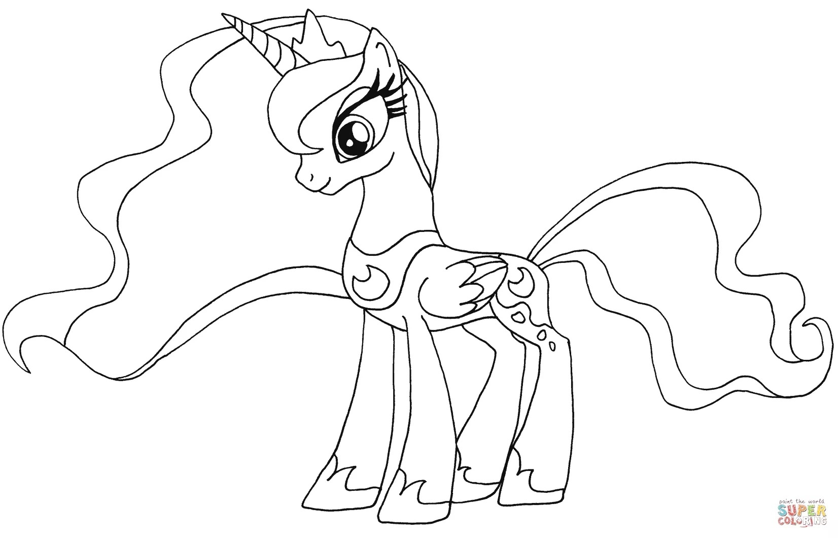 alicorn mlp coloring page coloring pages my little pony alicorn printable alicorn page mlp coloring
