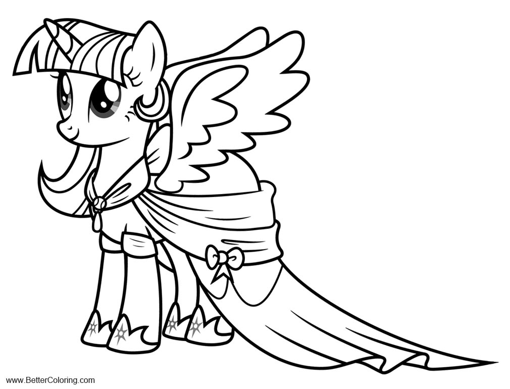 alicorn mlp coloring page free alicorn lineart by the clockwork crow on deviantart mlp alicorn coloring page