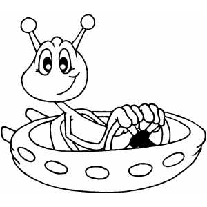 alien spaceship coloring pages free printable alien coloring pages for kids coloring spaceship alien pages