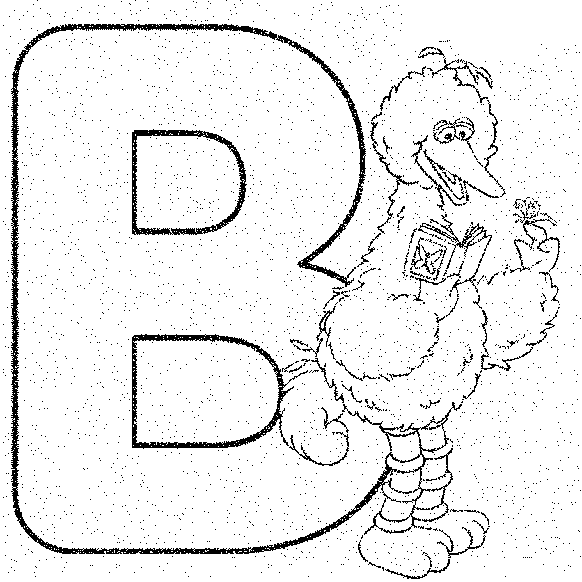alphabet b coloring pages free printable alphabet coloring pages for kids best alphabet pages coloring b