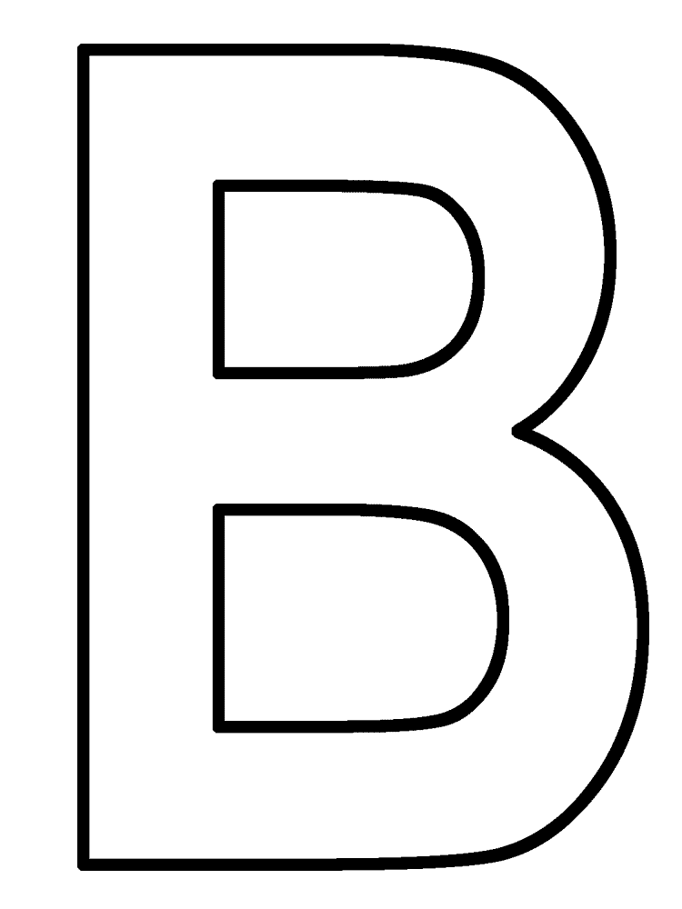 alphabet b coloring pages letter b coloring page alphabet alphabet coloring b pages
